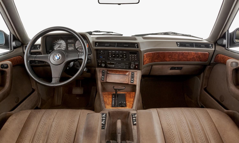 Bmw E23 745i Turbo