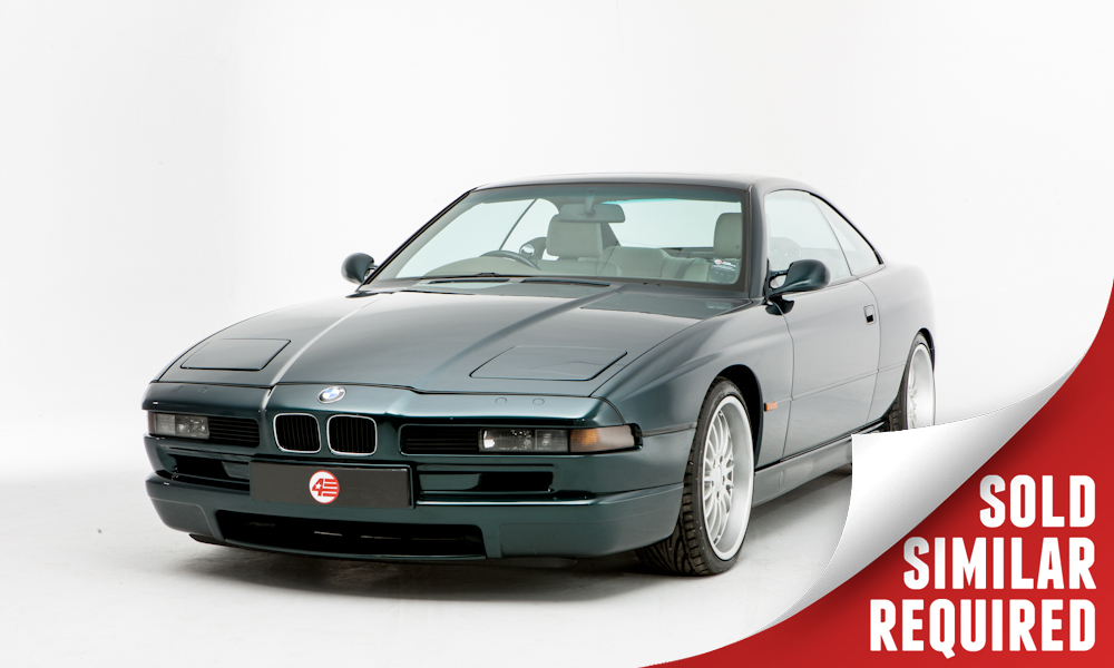 BMW 840Ci Sport green SOLD