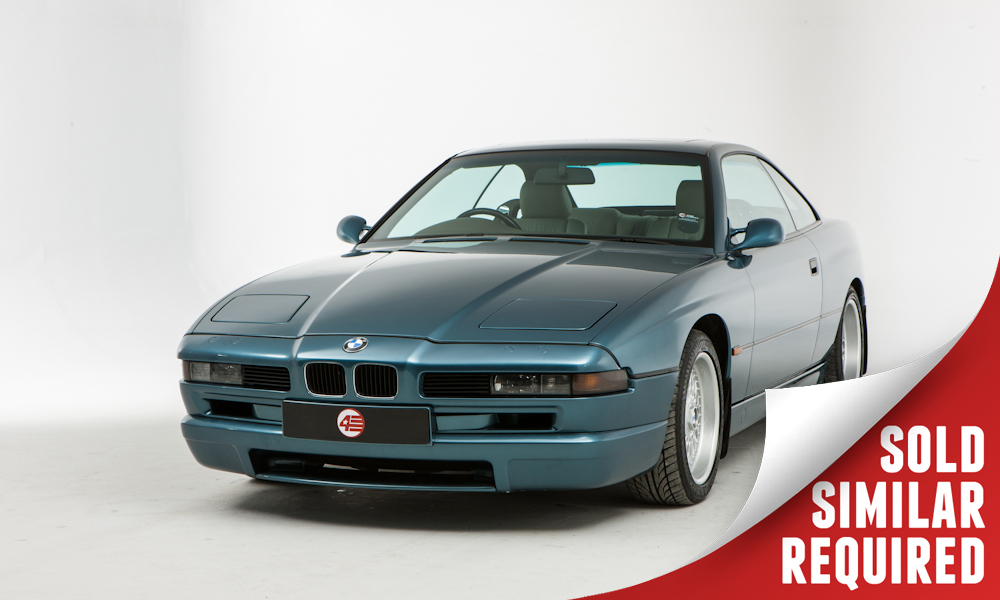 BMW 840Ci Sport green SOLD2
