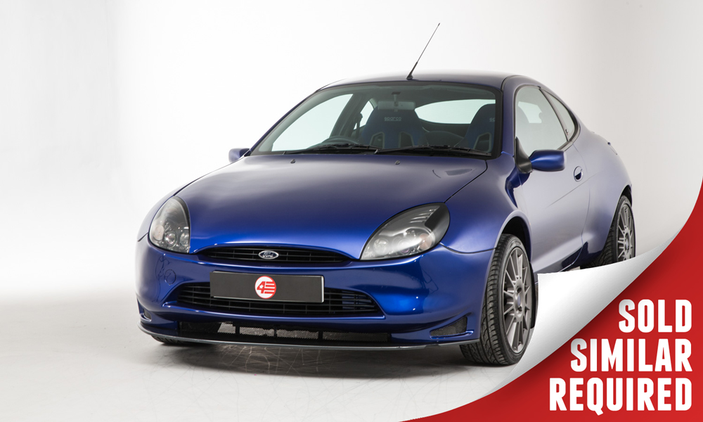 Ford Racing Puma blue SOLD