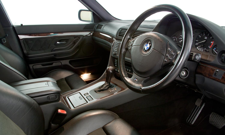 BMW Convertible bmw 735i interior BMW E38 735i Sport