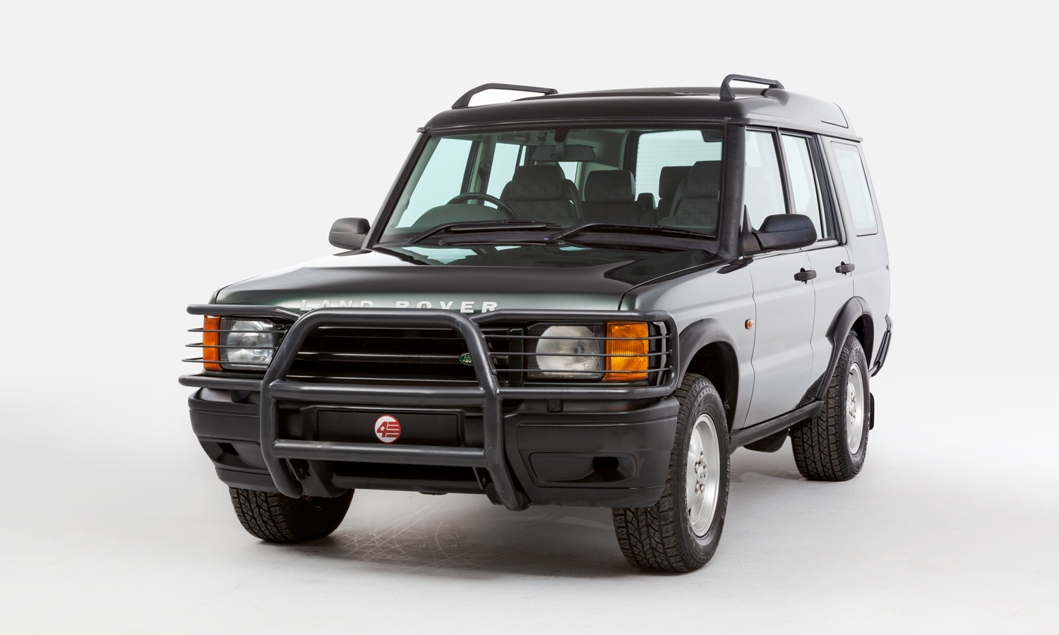 Land Rover Discovery II V8